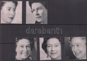 2002 II Erzsébet sor Mi 1981Y-1985Y