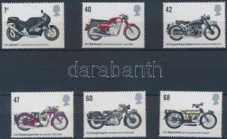 2005 Motorkerékpárok sor Mi 2315-2320