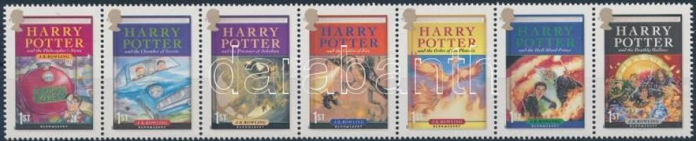 2007 Harry Potter hetescsík Mi 2535-2541