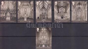 2008 Katedrálisok sor Mi 2641-2646