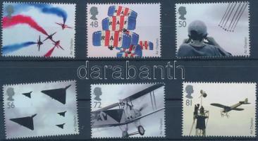 2008 Légibemutató Farnborough-ban sor Mi 2658-2663
