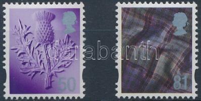 Skócia 2008 Forgalmi sor Mi 100-101