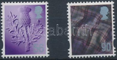 Skócia 2009 Forgalmi sor 106-107