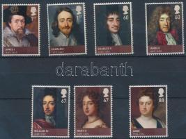 2010 Stuart házi uralkodók sor Mi 2964-2970