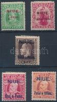 1911 Forgalmi sor Mi 11-15