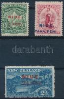 1903 Forgalmi sor Mi 5-7