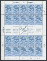 1981 Europa CEPT Folklór kisív sor Mi 223-224