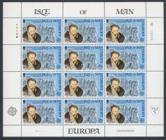1982 Europa CEPT Történelmi események kisív sor Mi 213-214