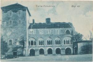 Tata-Tóváros, Régi vár; Nobel Adolf kiadása