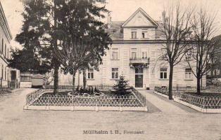 Müllheim, Finanzamt / Tax Office