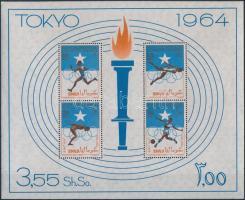 1964 Nyári olimpiai játékok blokk Mi 1