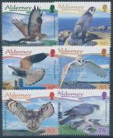 2008 Őshonos ragadozómadarak sor Mi 326-331