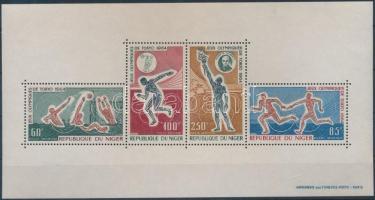 1964 Tokiói olimpia blokk Mi 3