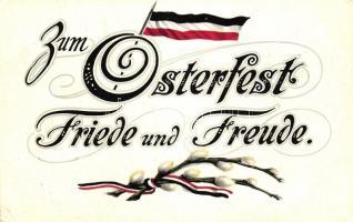 Osterfest / Easter, German war propaganda, Húsvét, német háborús propaganda