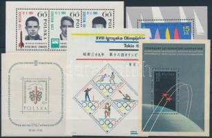 1962-1965 5 klf blokk