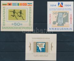 1963-1965 3 klf blokk