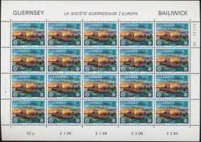 1982 Europa CEPT: Történelmi események kisívsor Mi 246-247