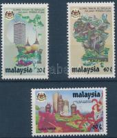 1984 Kuala Lumpur sor Mi 275-277