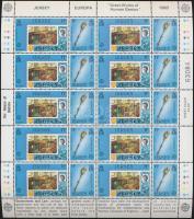 1983 Europa CEPT kisív sor Mi 299-302