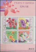 1991 Virágok blokk Mi 17