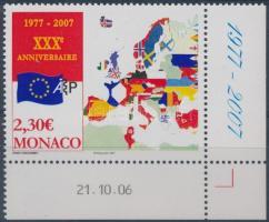 2006 Filatélia ívsarki bélyeg Mi 2836