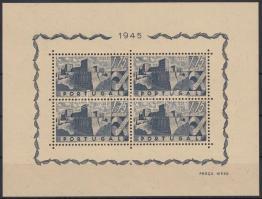 1946 Vár blokk Mi 10