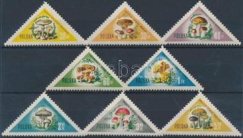 1959 Gomba sor Mi 1093-1100