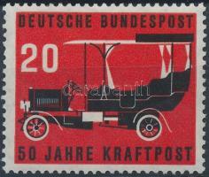 1955 Posta; Autó Mi 211