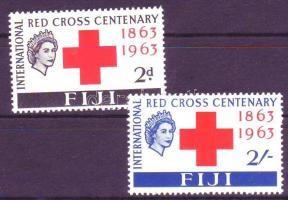 Centenary of Red Cross, 100 éves a Vöröskereszt