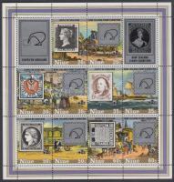 1980 Nemzetközi bélyegkiállítás blokk Mi 36