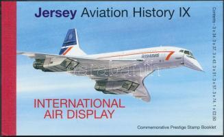 2007 Repülők bélyegfüzet MH 20 (Mi 1304-1309)