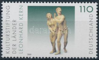 1998-2000 Aktfestmény bélyeg + FDC + levél Mi 2107