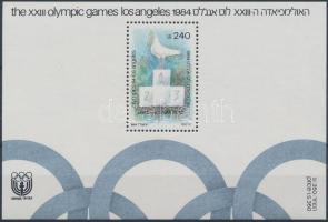 Nyári olimpia, Los Angeles blokk, Summer Olympics, Los Angeles block