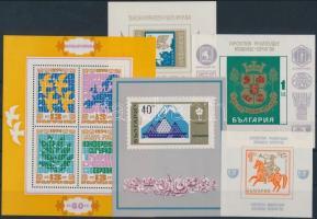 1965-1974 5 blocks, 1965-1974 5 db blokk