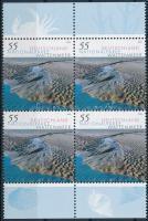 2004 Nemzeti parkok négyestömb Mi 2407