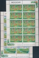 1999 Europa CEPT: Nemzeti parkok kisívsor Mi 305-306