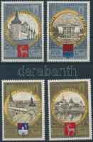 Nyári olimpia, Moszkva (VII) sor, Summer Olympics, Moscow (VII) set