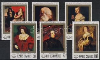 Rubens paintings, Rubens festmények