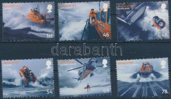 2008 100 éves a nemzetközi tengeri segélyhívó jel SOS sor Mi 2622-2627