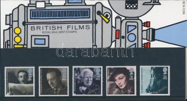 1985 Brit filmek sor díszcsomagolásban Mi 1044-1048
