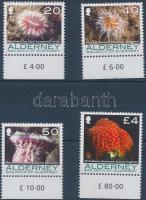 2007 Tengeri élővilág ívszéli sor Mi 310-313