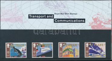 1988 Europa CEPT: szállítás és kommunikáció sor díszcsomagolásban Mi 1147-1150
