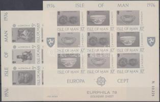 1976 Europa CEPT emlékív pár