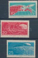 1961 Ember az űrben sor Mi 822-824