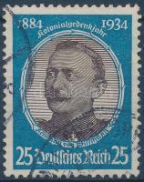 1934 Hermann von Wissmann Mi 543