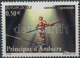 2002 Europa CEPT Cirkusz Mi 290