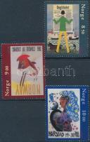 2003 Europa CEPT: Plakátművészet sor Mi 1479-1481