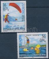 2004 Europa CEPT: Ünnep sor Mi 3196-3197
