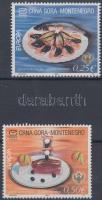 2005 Europa CEPT: Gasztronómia sor Mi 104-105 IA