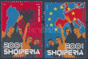 Europa CEPT: Integration (2006) set, Europa CEPT: Integráció(2006) sor